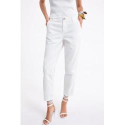 Pantalón blanco verano